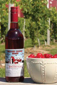 Cherry Blossom Orchard Country Winery Market Cherry Wine Wine Award Winning Wine