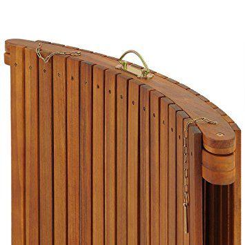 Amazon De Sonnenliege Aus Holz Mit Kofferfunktion Und Verstellbarer Kopfstutze Sonnenliege Gartenliege Liegestuhl
