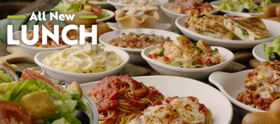 Lunch Favorites At Olive Garden Italian Restaurants Lunch Lunch Specials Olive Garden Lunch
