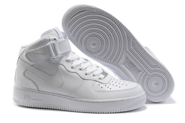 45bee000abb8e ... Nike Air Force 1 Alto Hombre Zapatos All Blanco httpwww.esnikerun ...
