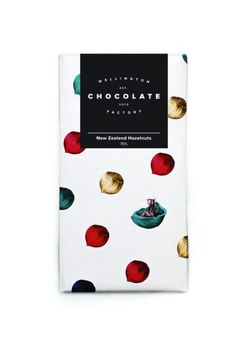 Hazelnut – Wellington Chocolate Factory