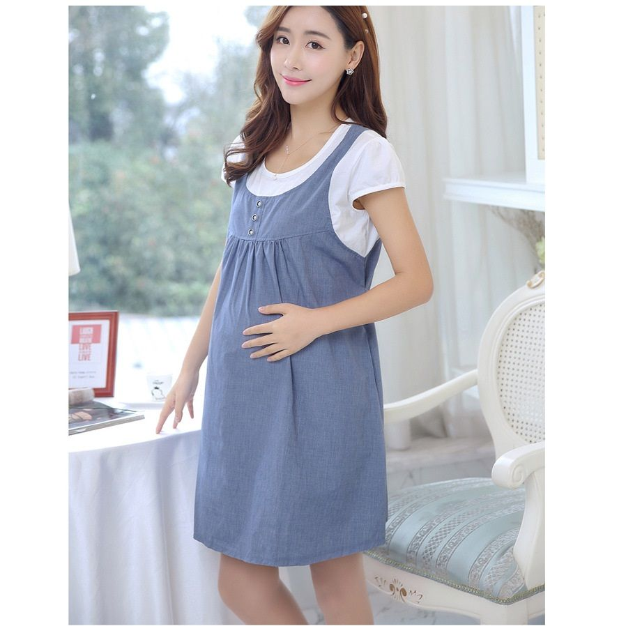 Ggbaofan hot summer maternity casual dress one piece dress for ggbaofan hot summer maternity casual dress one piece dress for pregnancy clothes for pregnant women ombrellifo Choice Image