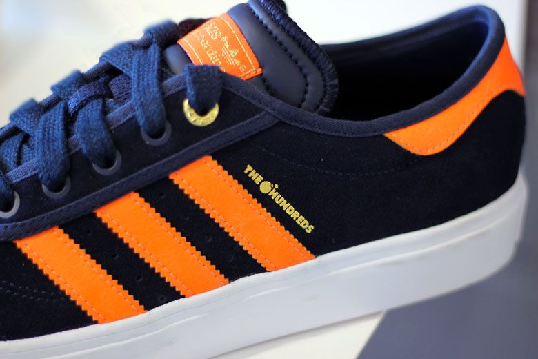 Adidas Skateboarding X The Hundreds Sneakers Fr Style Homme