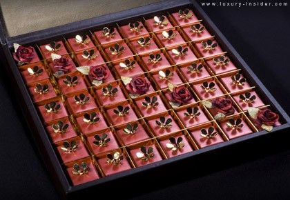 Patchi Chocolates At Harrods For 5000 Luxury News