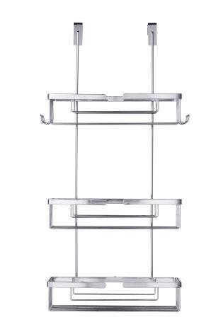 Buy Moderna 3 Tier Over Door Bathroom Caddy online today at Next ...
