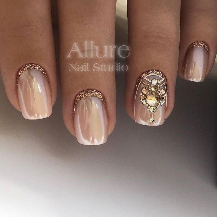 100 Most Beautiful Short Nails Designs for 2020