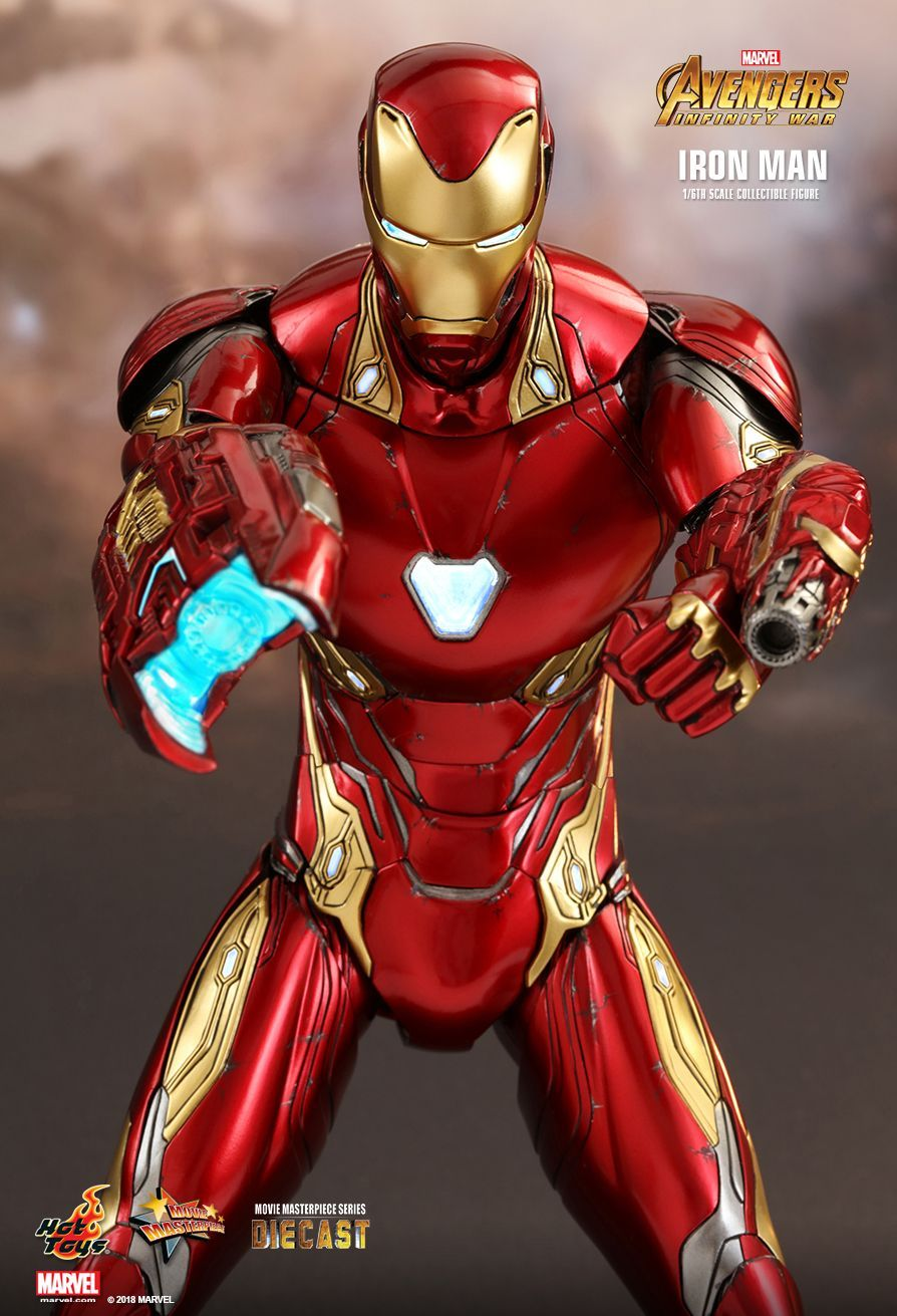 avengers: infinity wars - ironman mark 50hot toys. | blog