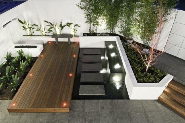 am nagement jardin et terrasse 23 id es fantastiques pour vous pas japonais am nagement. Black Bedroom Furniture Sets. Home Design Ideas