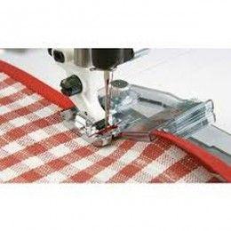 Calcador de viés para máquinas de costura doméstica