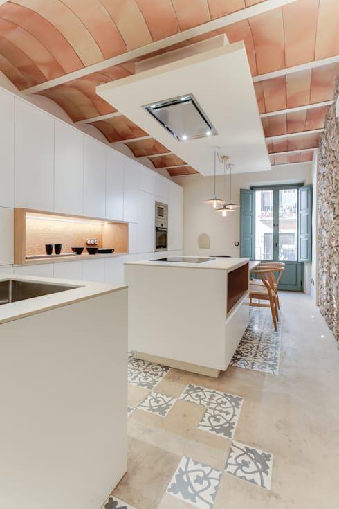 Una antigua vivienda convertida en una casa de ensueño | Ideas para ...