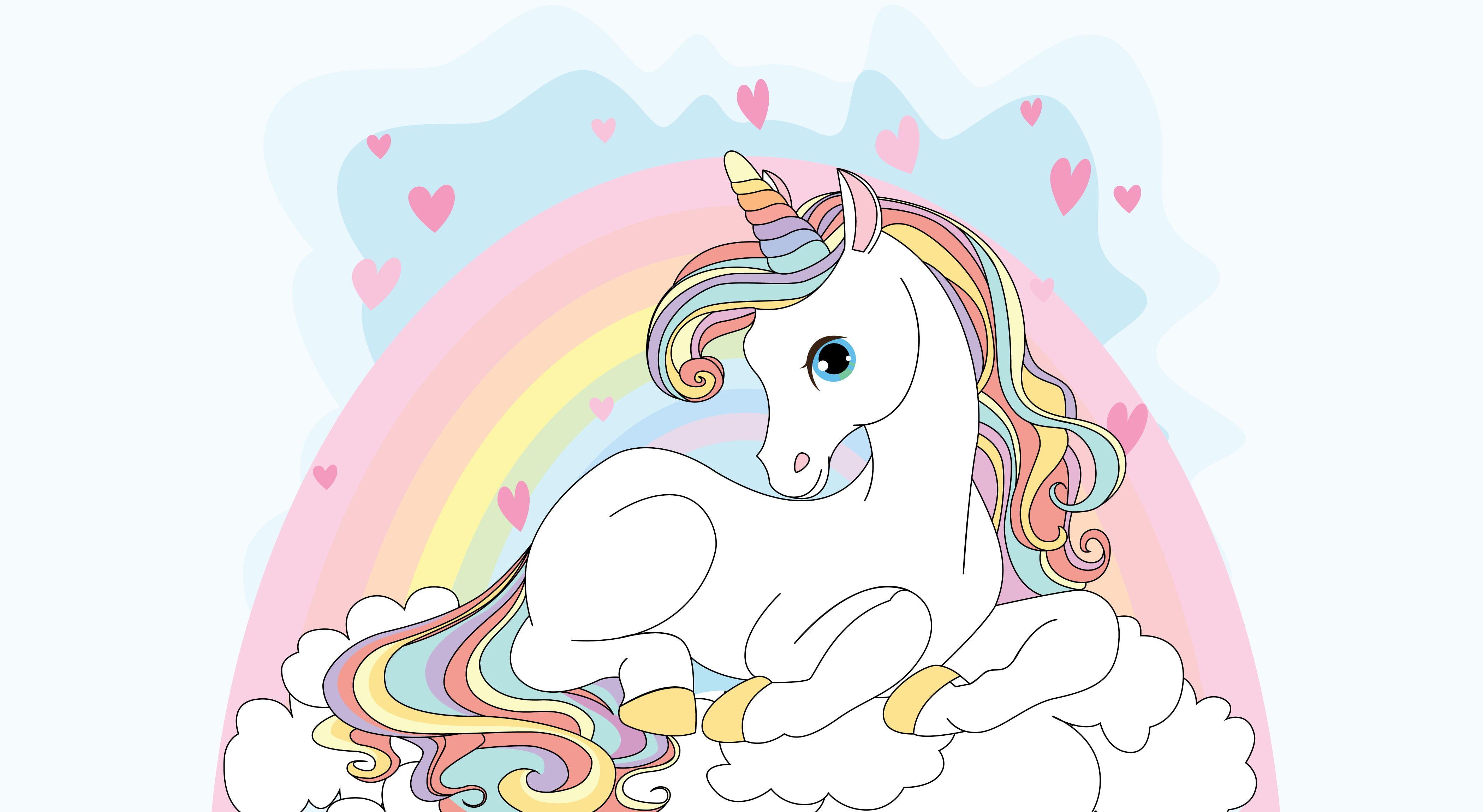 Unicorn Wallpaper Girly Rainbow Hd 4k Unicorn Wallpaper Cute Pink Unicorn Wallpaper Iphone Wallpaper Unicorn