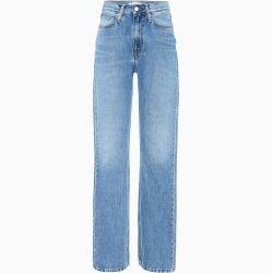 Photo of Calvin Klein High Rise Authentische Bootcut-Jeans 2834 Calvin KleinCalvin Klein