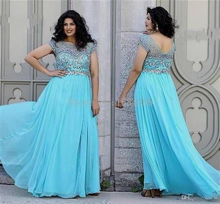 Light Colored Prom Dresses Plus Size