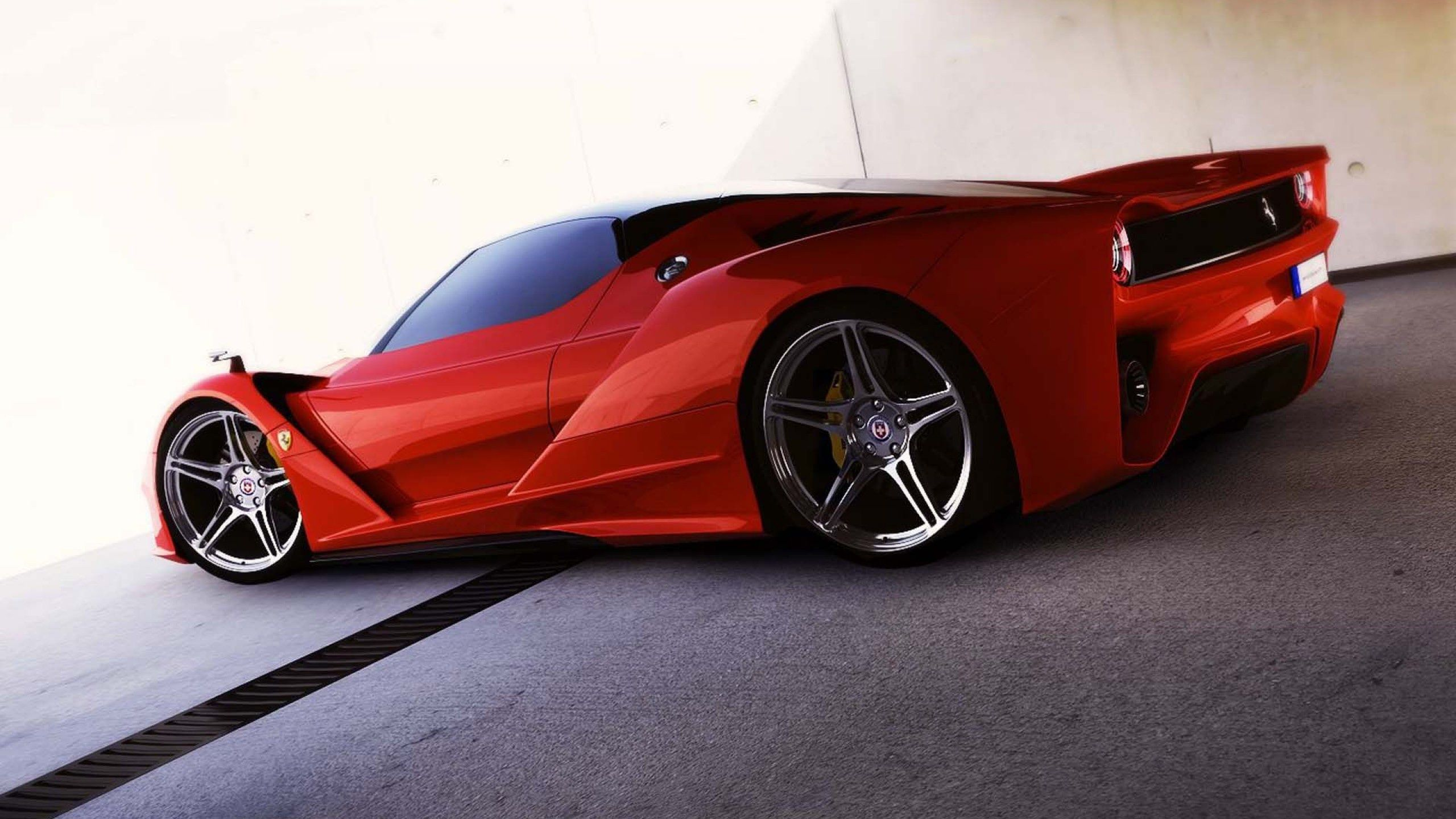 Dream Cars · Ferrari F70 Concept Supercar Hd Wallpapers ...