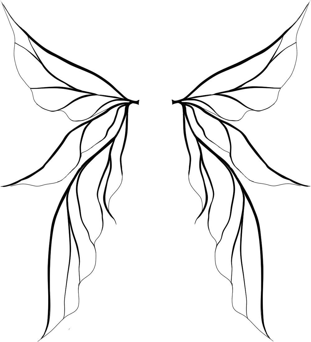Image From Http Fc01 Deviantart Net Fs70 F 2012 155 C B Fairy Wings By Himwath D527xls Png Fairy Wings Drawing Fairy Drawings Wings Drawing