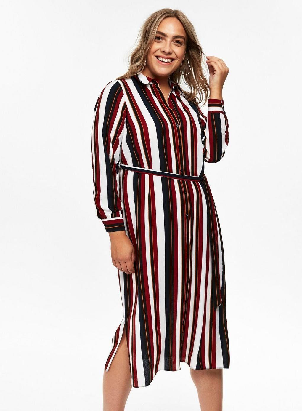 414c171c73cf Pin by Nika Bellan on Fashion | Fashion, Shirt dress, Dresses