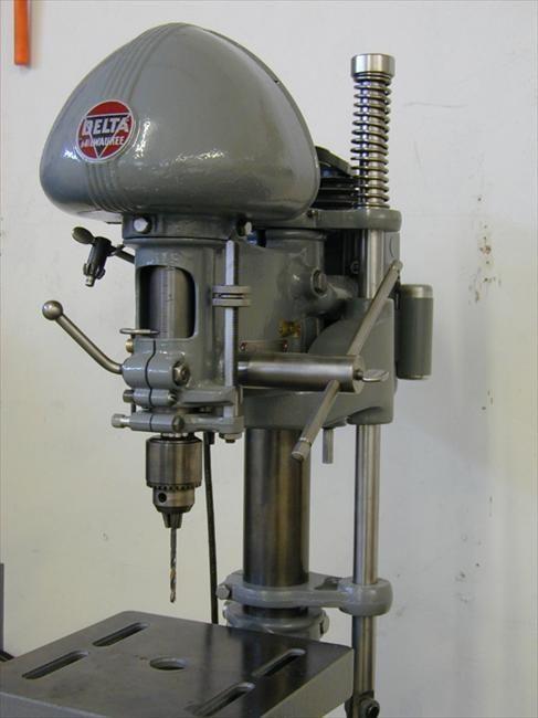 Old Delta Drill Press