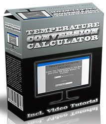 Temperature Conversion Calculator http://www.plrsifu.com/temperature-conversion-calculator/ Give Away, Master Resell Rights, Software #Calculator, #Conversion This desktop software is a handy calculator that quickly converts temperatures between Fahrenheit and Celsius (either direction)Video TutorialMASTER RESELL RIGHTS GIVE AWAY