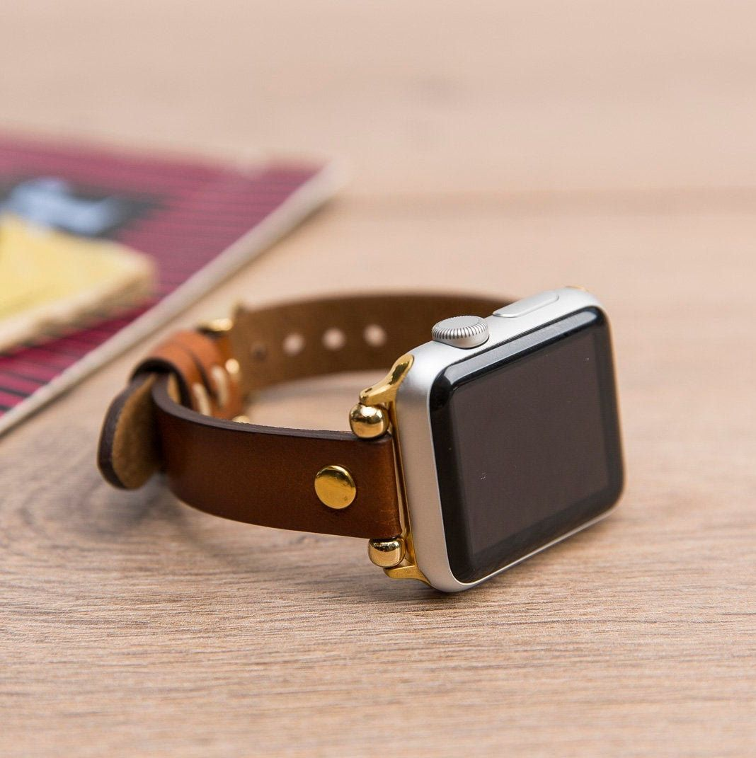 Pin On Leather Watch Bands