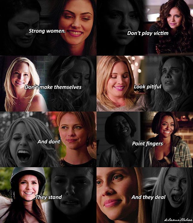 The Women of TVD and The Originals ,..,