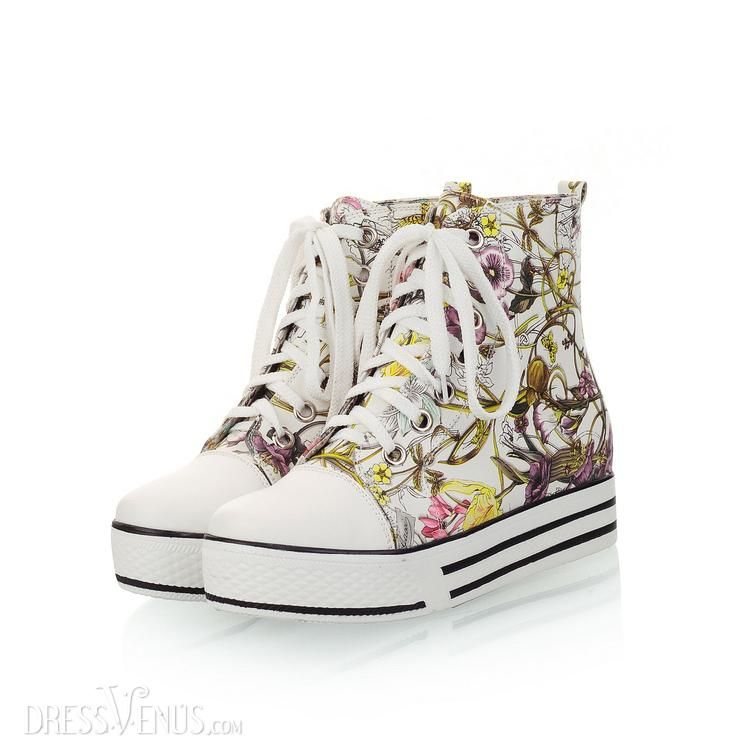 Comfortable White Cloth Lace-up #Canvas #Shoes Zone