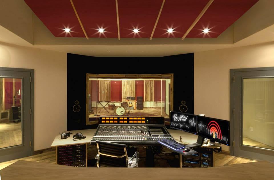 WSDG Recording Studio Design Spice House Sound Philadelphia Cheryl Fleming