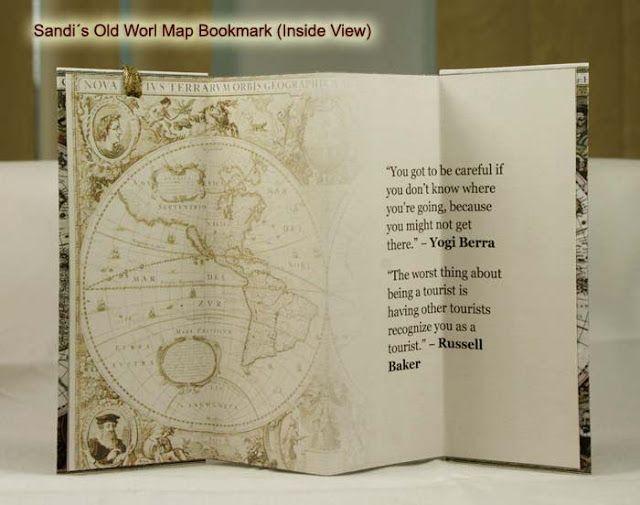 Enjoy watching my old world map bookmark printable bookmarks enjoy watching my old world map bookmark gumiabroncs Choice Image