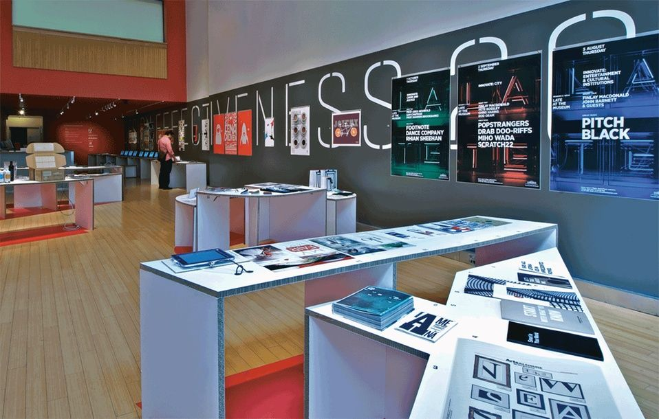 AIGA 365 Design Effectiveness 2011 Exhibition - Graphis