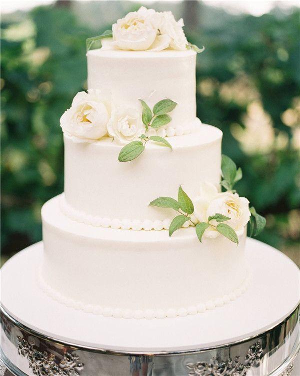 35 schicke und elegante Hochzeitstorte Ideen Wir sind besessen von   – Wedding