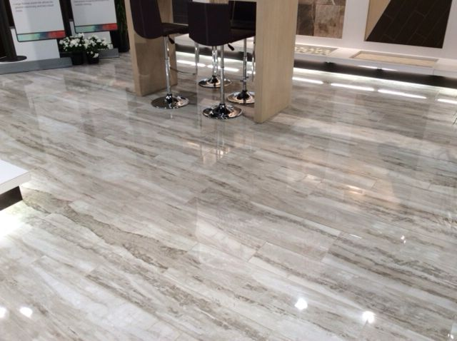 Daltile River Marble Series Gloss Finish