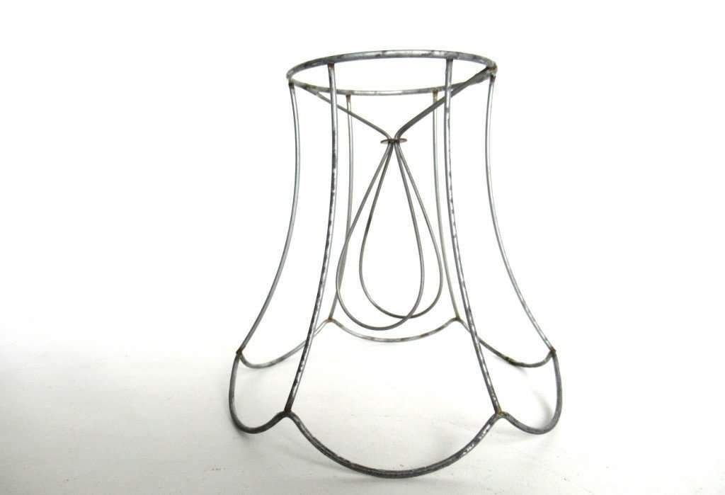 Authentic Clip-On Lampshade wire frame