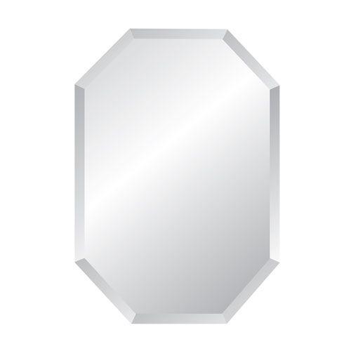 24 X 36 Beveled Edge Mirror