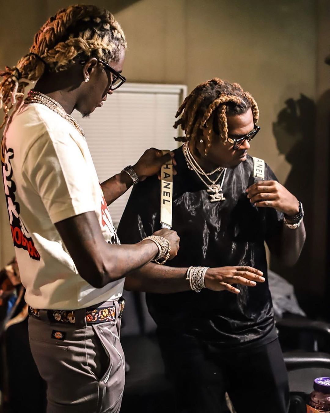 """Ysl Record Label : record, label, Young, Stoner, Records®, Instagram:, """"Young, Never, Dollar, Gunna, Despite, Being, Signed, Thug,, Fashion,, Record, Label"""