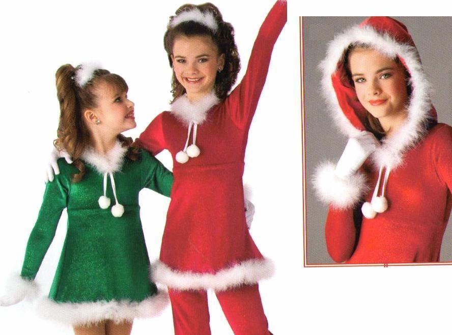 Christmas Ice Skating Dress.Details About Winter Wonderland Dance Costume Hooded Dress