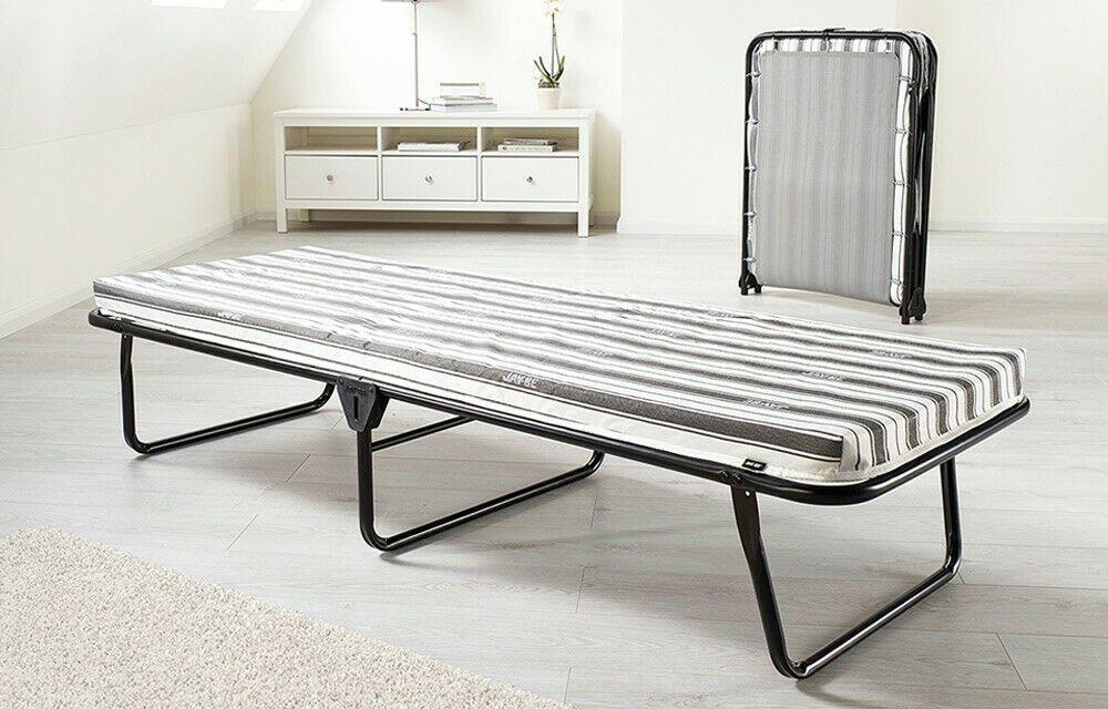 JayBe Folding Bed Airflow Fibre Mattress Single 2ft 3