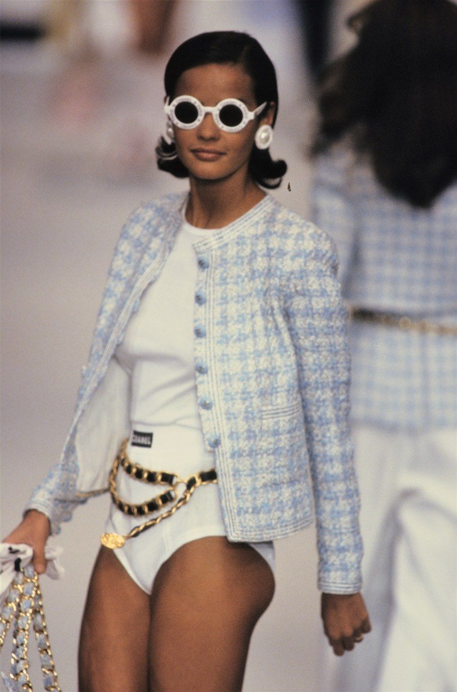 Chanel Spring 1993 Ready-to-Wear Fashion Show