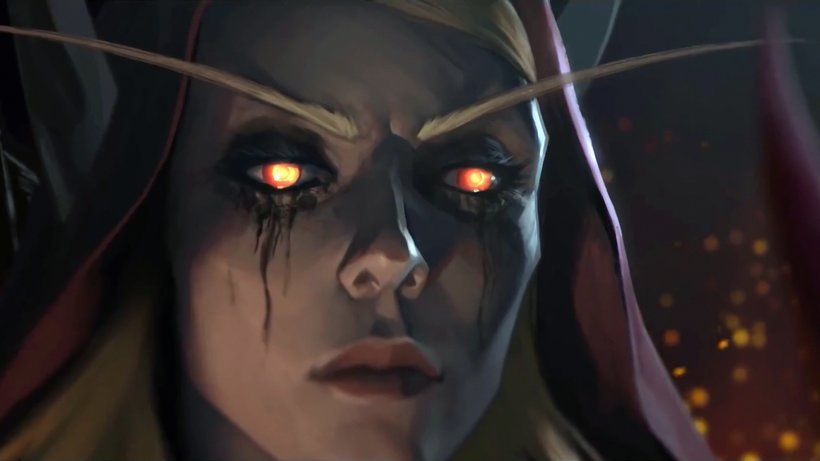 Pin On Sylvanas