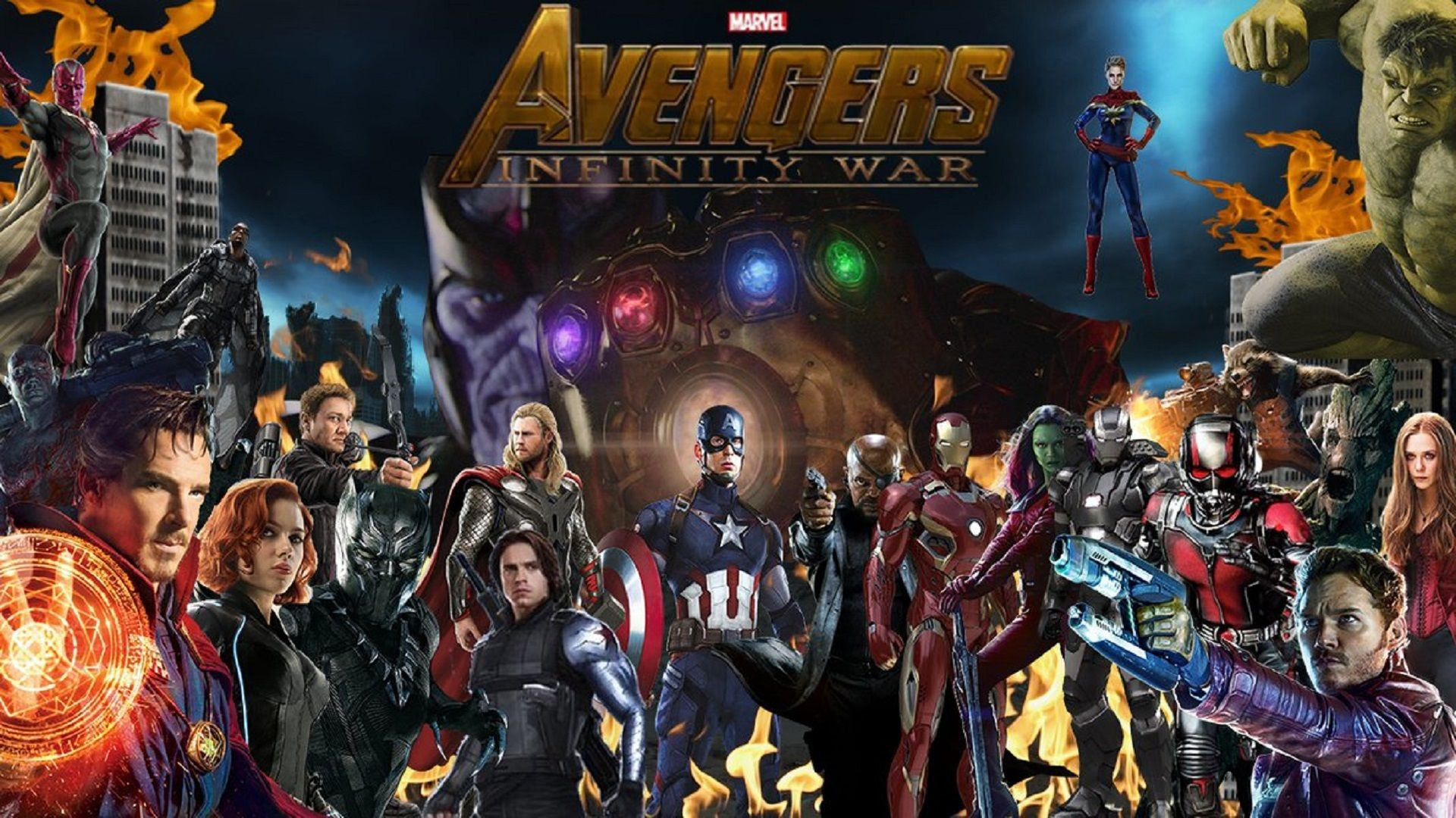 Avengers Infinity War Release Date Trailer And What To Expect