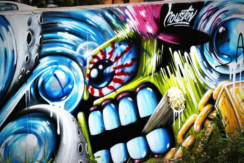 Gambar Grafiti Paling Bagus Sedunia Grafiti Graffiti Cara Menggambar