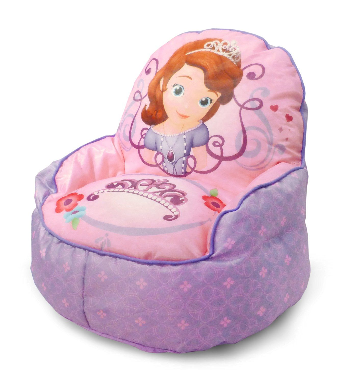 disney princess bean bag chair for girls idea nuova