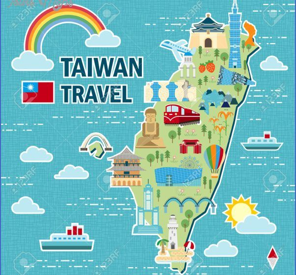 Image result for Formosa On World Map Taiwan - Maps, Infographics - new taiwan world map images
