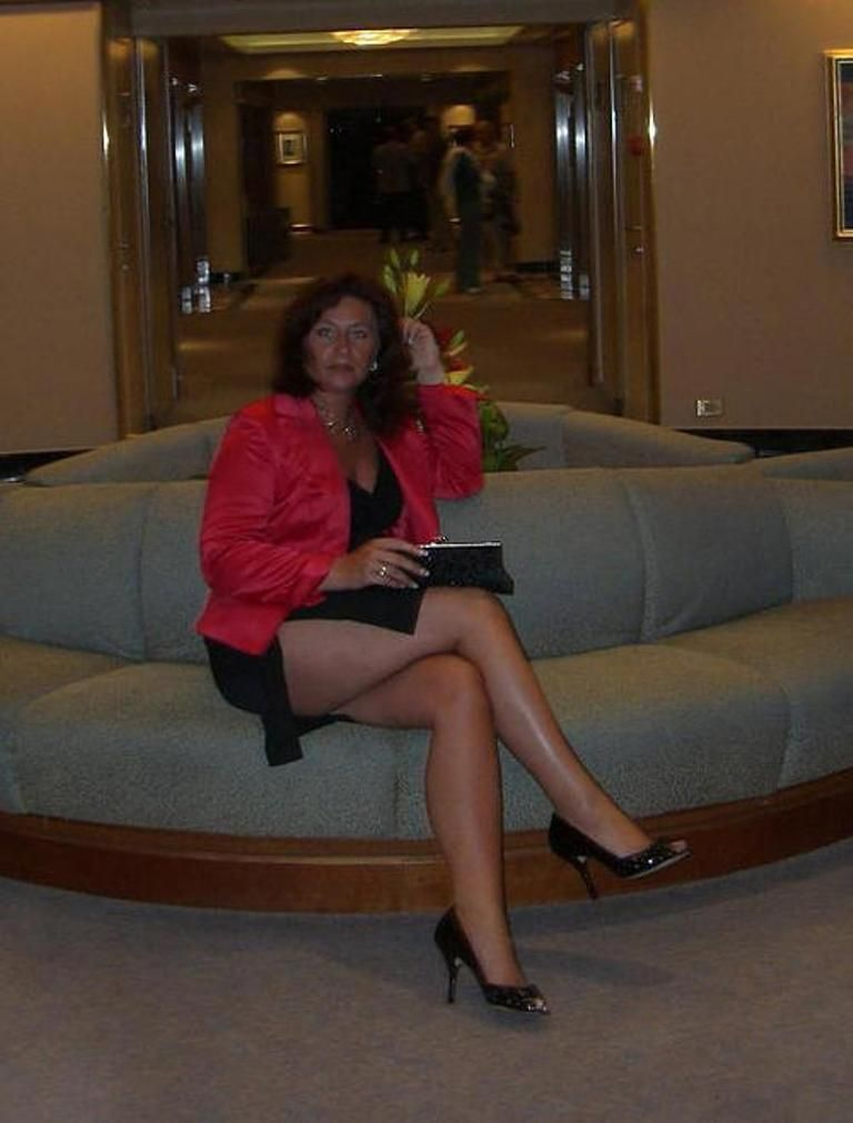 Mature And Leggy