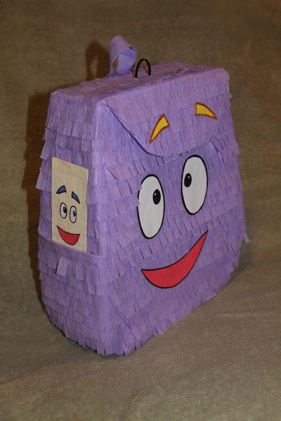 Dora The Explorer Backpack Pinata
