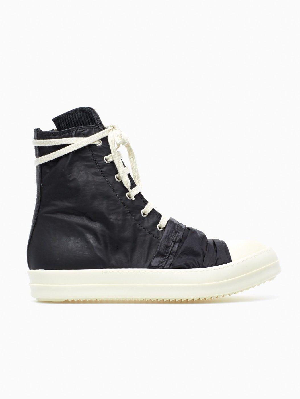 Rick Owens Drkshdw Top Sneakers Hautes - Bleu NobAiv0c