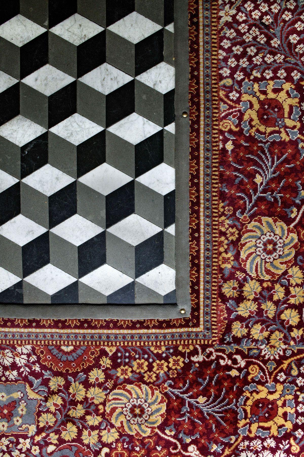 un h tel particulier paris graf moquette pinterest architecte interieur hotel. Black Bedroom Furniture Sets. Home Design Ideas