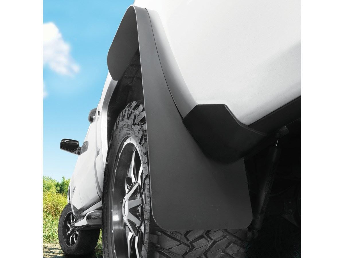 SALE HUSKY Mud Guards Front Rear 09-18 RAM 1500 2500 3500 W//OUT FENDER FLARES