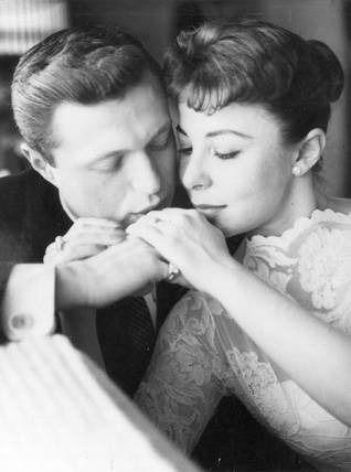 Steve Lawrence and  Eydie Gorme - married 56 years