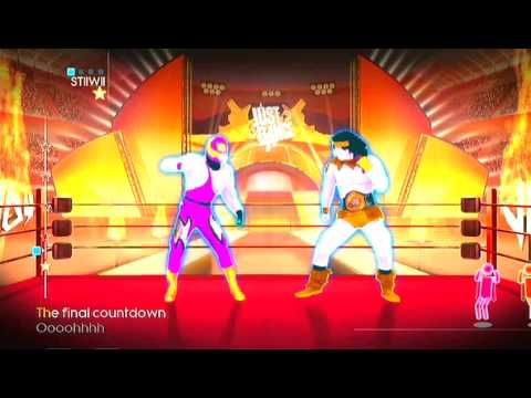 The Final Countdown Just Dance 4 Wii U Fitness Just Dance