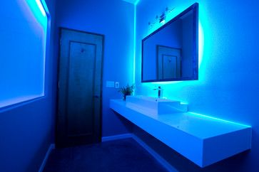 Neon Lighting Room Ideas 588 032