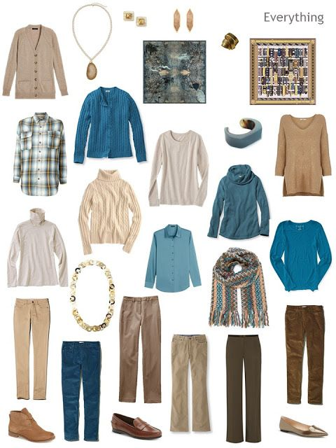 Build A Capsule Wardrobe By Starting With A Scarf: Pigs On